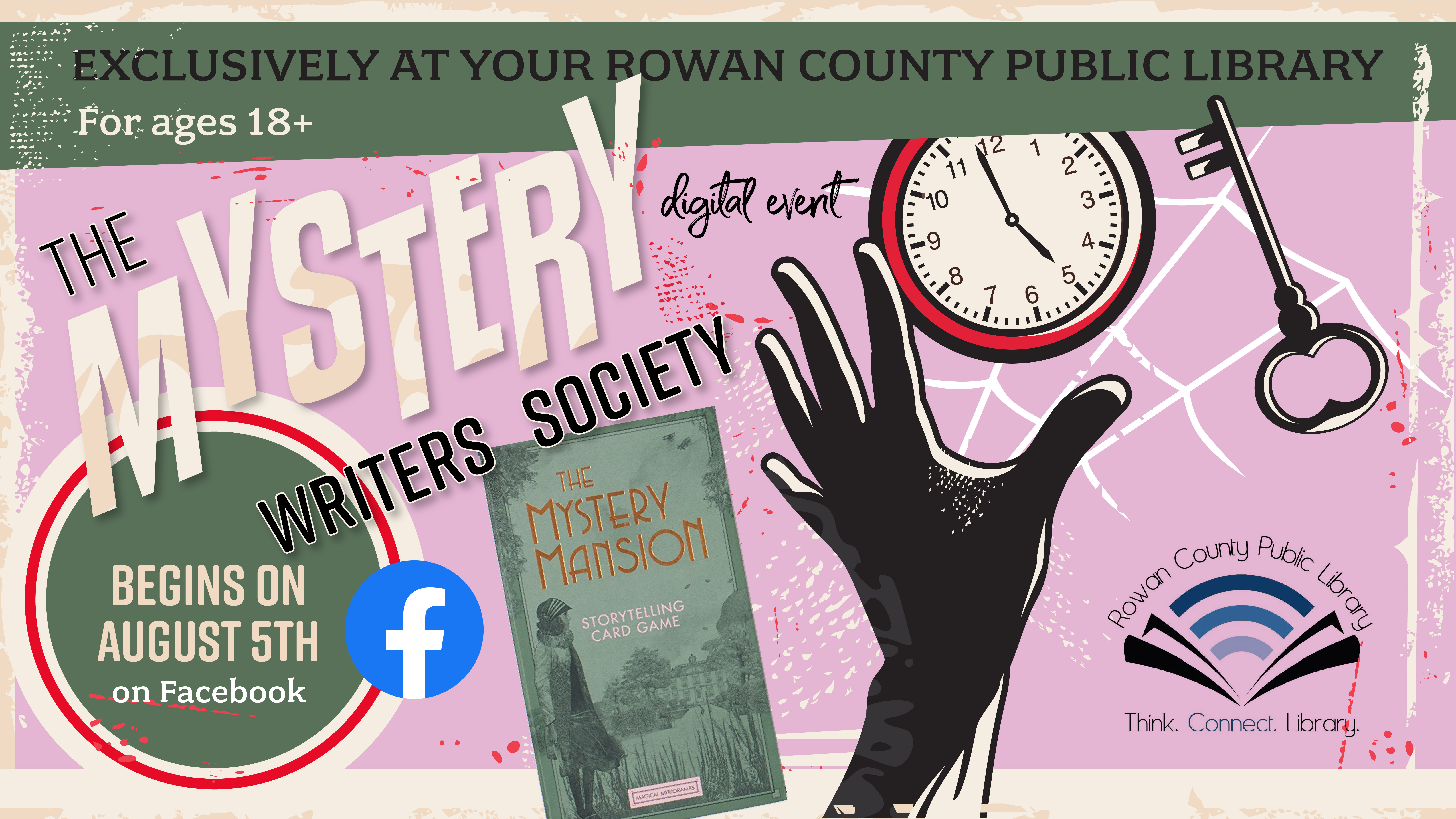 Mystery Writers Event FB-01
